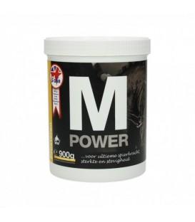 """Продкормка для поддержки и роста мышц лошадей """"M Power"""", 900г."""