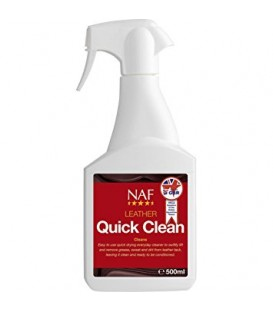 """Очиститель для кожаной амуниции """"Leather Quick Clean"""", 500мл."""