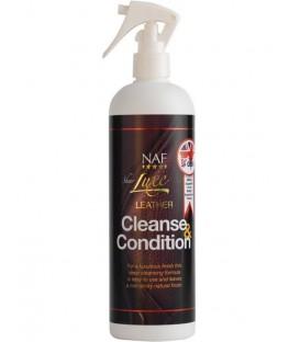 """Спрей для финальной обработки кожи """"Sheer Luxe Leather Cleanse & Condition"""", 500мл."""
