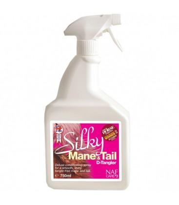 "Kондиционер для гривы и хвоста ""Silky Mane & Tail D-Tangler"", 750мл."
