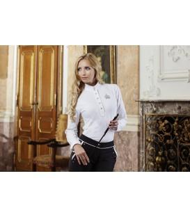 """Блузка женская турнирная """"Silver Crown"""""""
