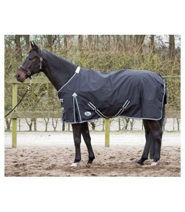 Попона Thor rug black, fleece lining