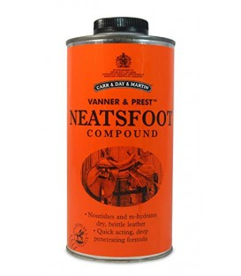 "Масло для питания кожи @Vanner & Prest Neatsfoot Compound"""