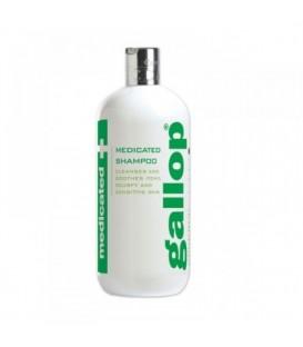 Лечебный шампунь для успокоения поврежденной кожи