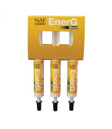 """Средство для быстрого заряда энергии """"Energ Shot"""", набор из трех шприцов"""