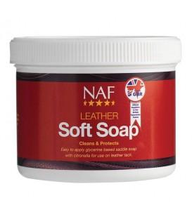 """Седельное мыло """"Leather Soft Soap"""", 450г."""