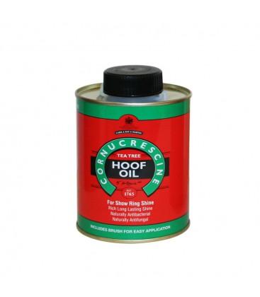 """Масло для копыт с маслом чайного дерева """"Cornucrescine Tea Tree Hoof Oil"""", 500мл."""