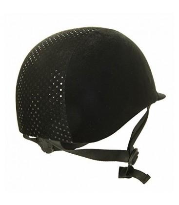 """Шлем для верховой езды """"Velvet dot"""""""